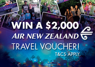 Win a $2,000 Air New Zealand Voucher